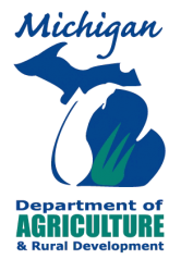 Michigan Department of Agriculture & Rural Development