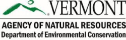 Vermont Department of Environmental Conservation
