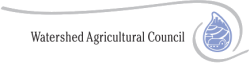 Watershed Agricultural Council