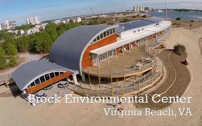 Brock Environmental Center, Virginia Beach