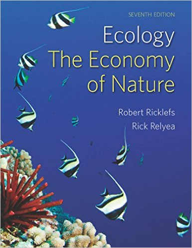 Ecology- Economy of Nature